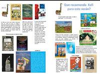 Libros que falan da Paz