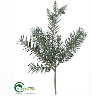 Silk Plants - Pine Spray
