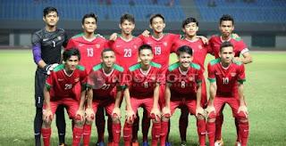 Daftar 23 Pemain Timnas U-19 di Piala AFF 2018