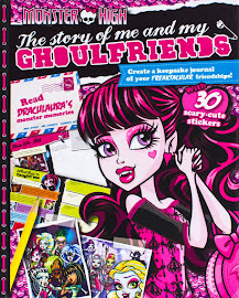 MH Monster High The Story Of Me And My Ghoul-Friends Media