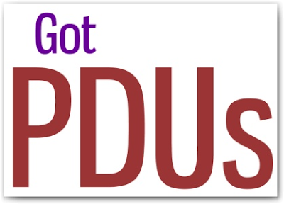 Got PDUs? PMI PMP PDU Certification Renewal