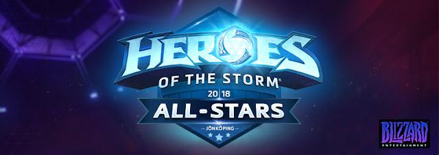 Dream hack summer ESTE vs OESTE en heroes of the storm