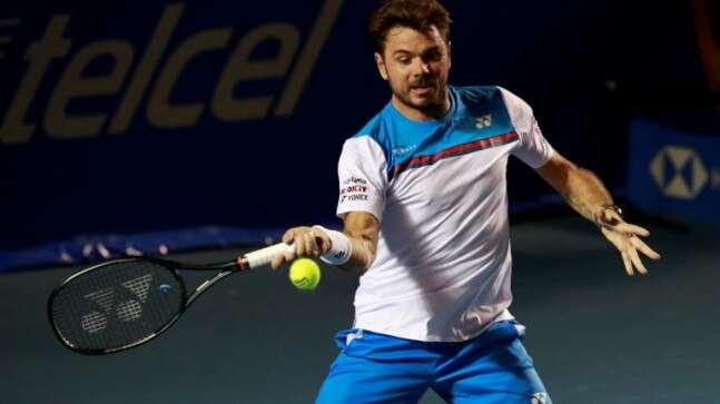 Tennis star Stan Wawrinka