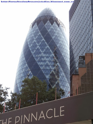 Edificio The Pinnacle, obra de Norman Foster