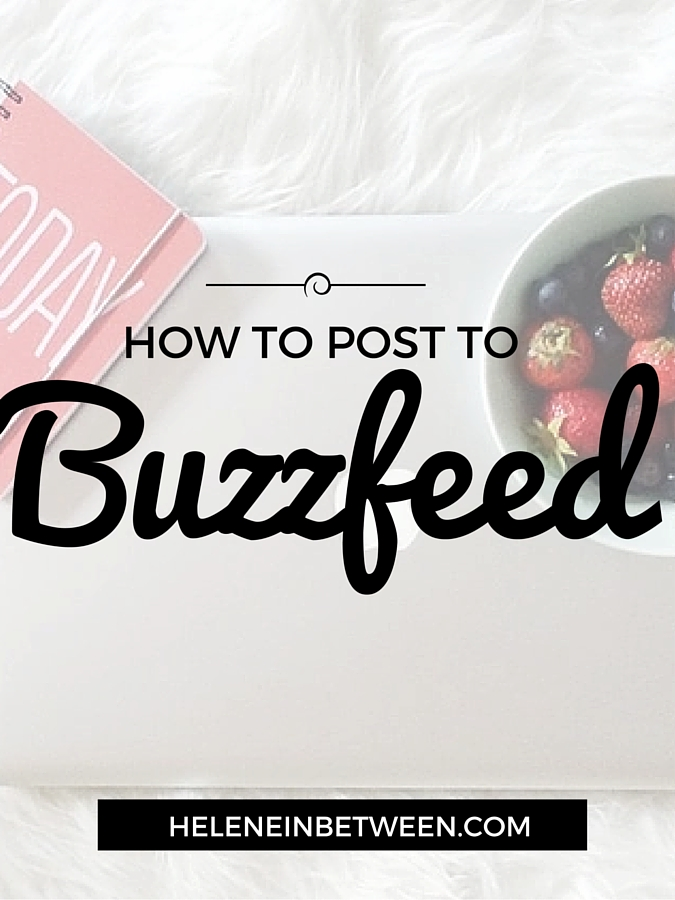 How to Post to Buzzfeed