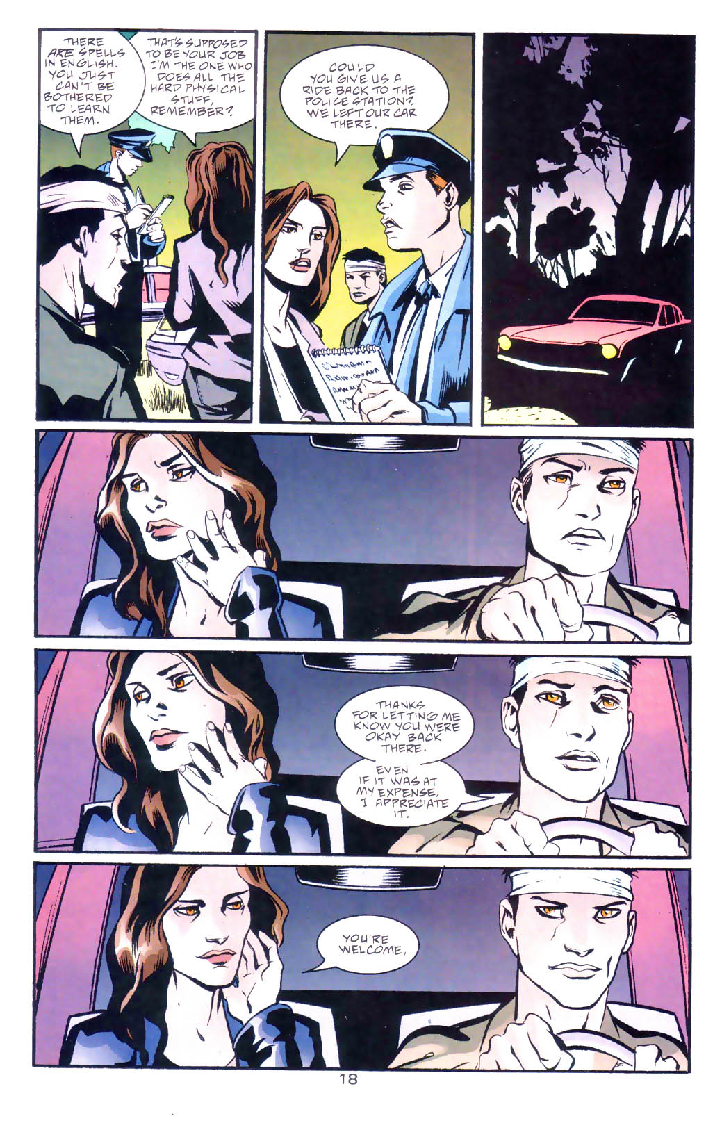 Read online Midnight, Mass comic -  Issue #3 - 19