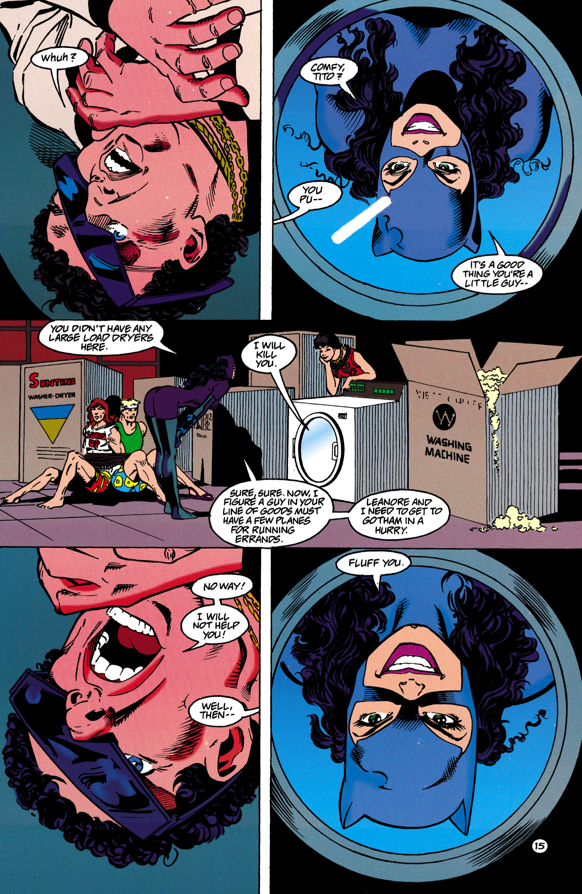 Catwoman (1993) Issue #32 #37 - English 16