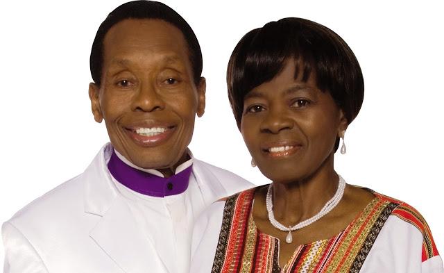 Ezekiel Handinawangu Guti and Eunor Guti.