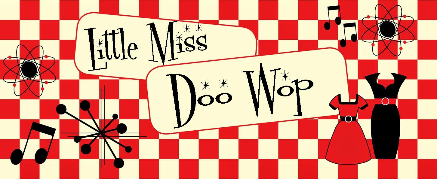 Little Miss Doo Wop | Pin up, rockabilly and vintage fashion
