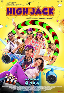 High Jack First Look Poster