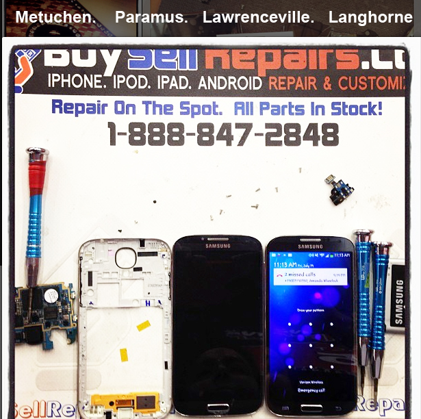 Iphone Screen Repair Paramus Nj