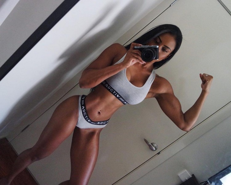 Australian Bikini Fitness Melissa Carver