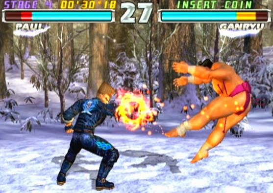 Tekken Tag Tournament iSO Patch ~ Download Games for Free