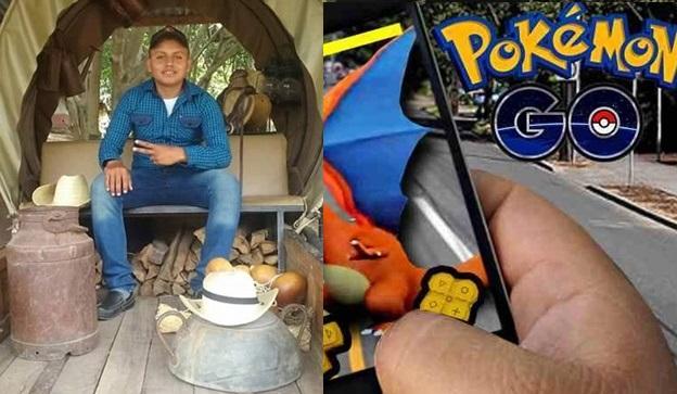 Remaja Maut Ditembak Ketika Main Pokémon GO