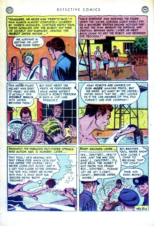 Read online Detective Comics (1937) comic -  Issue #169 - 24