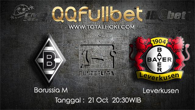 PREDIKSIBOLA - PREDIKSI TARUHAN BOLA MONCHENGLADBACH VS LEVERKUSEN 21 OCTOBER 2017 (BUNDESLIGA)
