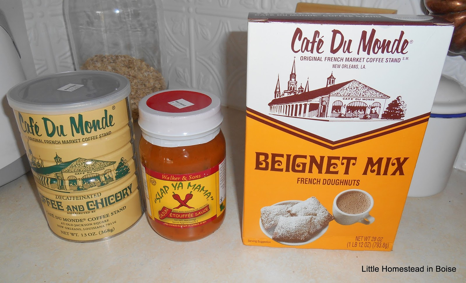 Cafe Du Monde Beignet Mix Chicago