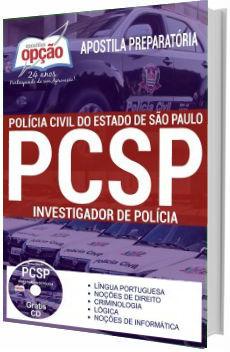 Apostila PC-SP 2018 Investigador de Polícia