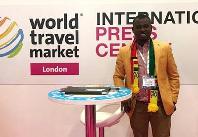 Abeiku Santana Recognized By Balafon Awards On Top 100 Tourism Personalities