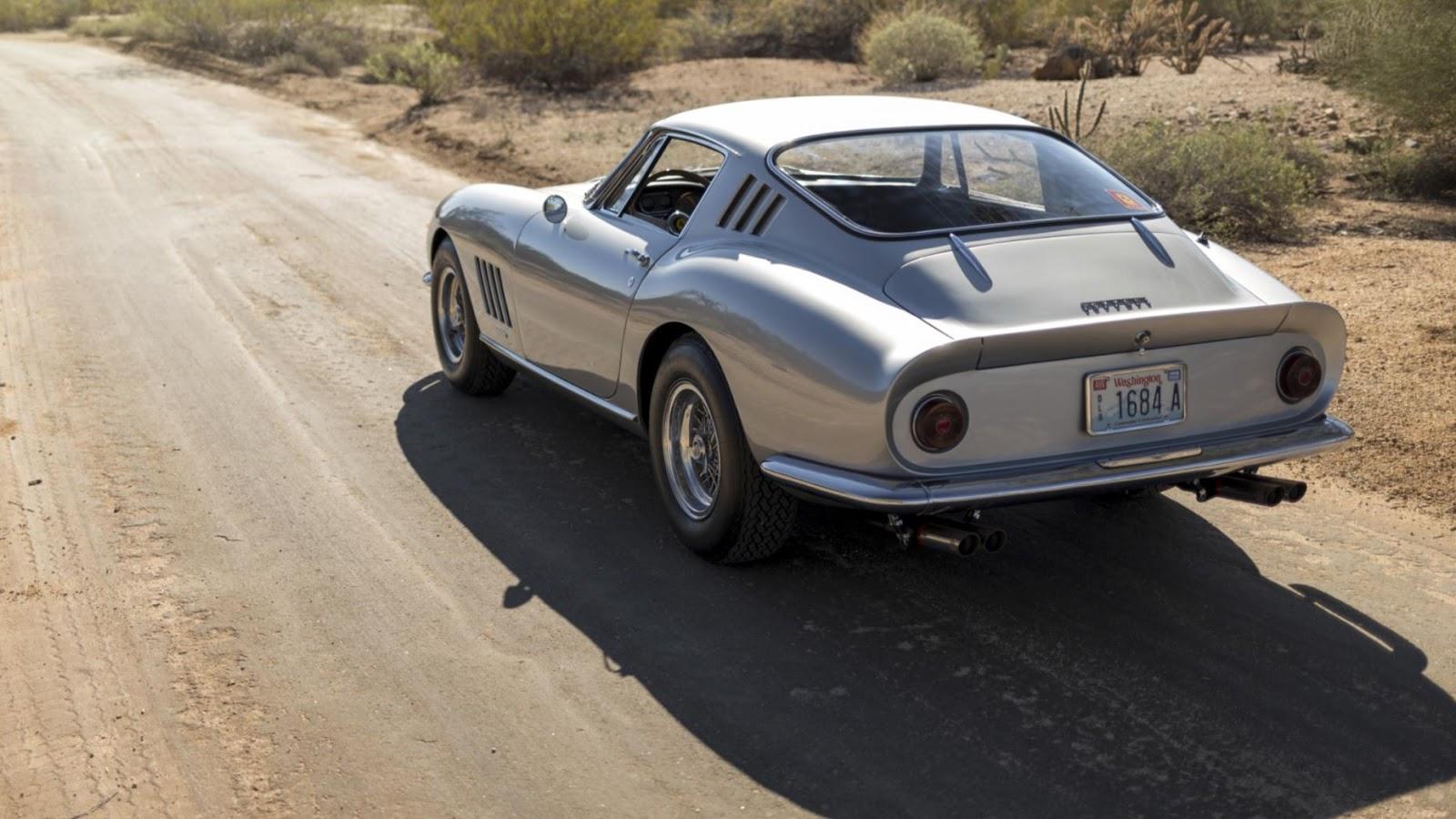1967 Ferrari 275 GTB/4: $2,750,000