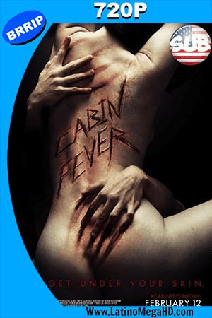 Cabin Fever (2016) Subtitulado HD 720P (2016)