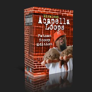 DJ CyberZEN: Mixaloop Acapella Loop Pack - Fatman Scoop Edition