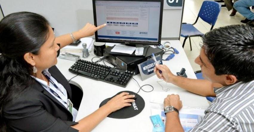 SUNAT establece facilidades tributarias a damnificados por desastres - www.sunat.gob.pe
