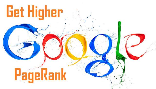 Google Pagerank để đánh giá tầm quan trọng của website