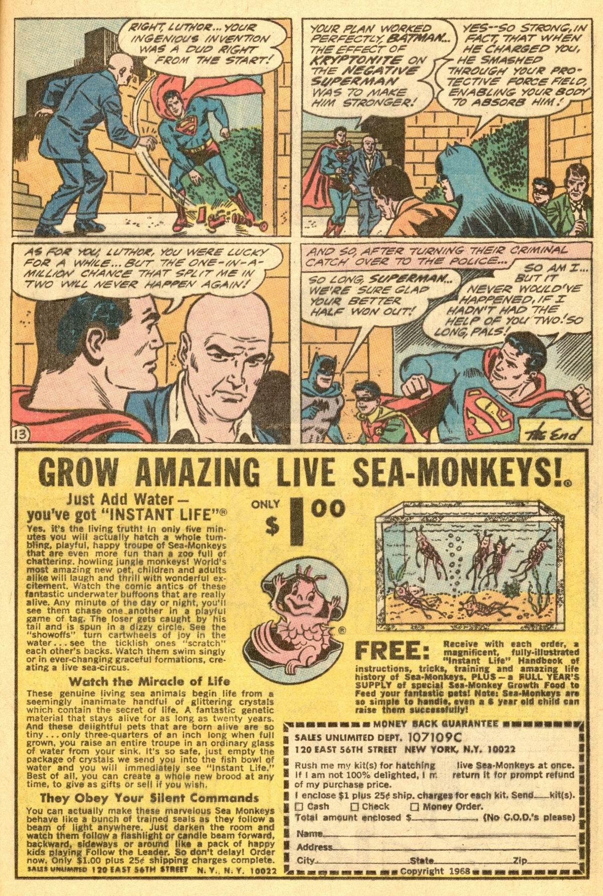 Read online World's Finest Comics comic -  Issue #188 - 41