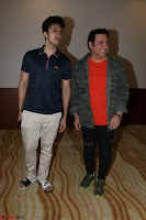 Govinda with wife Sunita Ahuja and Son Yashvardan Ahuja at Screening Of her new movie Aa a Hero 11.JPG