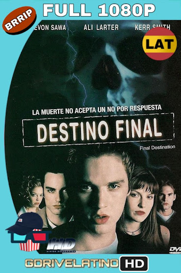 Destino Final (2000) BRRip 1080p Latino-Ingles MKV