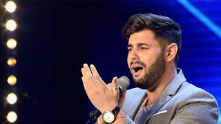 Álvaro Montes canta copla como ninguno. Got Talent Gala 2