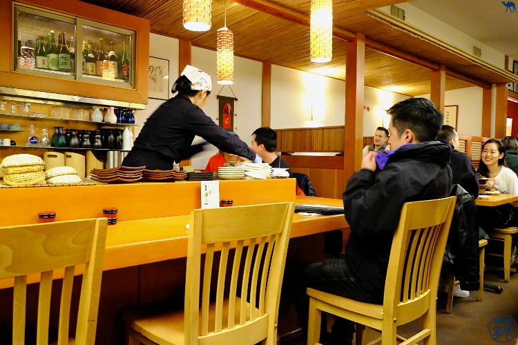 Sobaya Restaurant japonais de Soba - Voyage à  New York dans l'East Village - Le Chameau Bleu