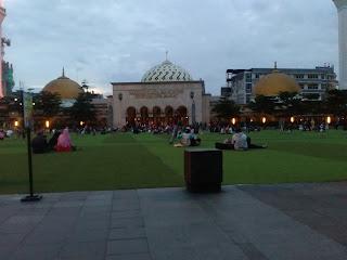 Kesan Pertama di Kota Bandung, Juara!