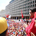 Chavismo y oposición miden fuerzas en Caracas