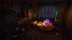 fantasy interior cottage udk anything would week