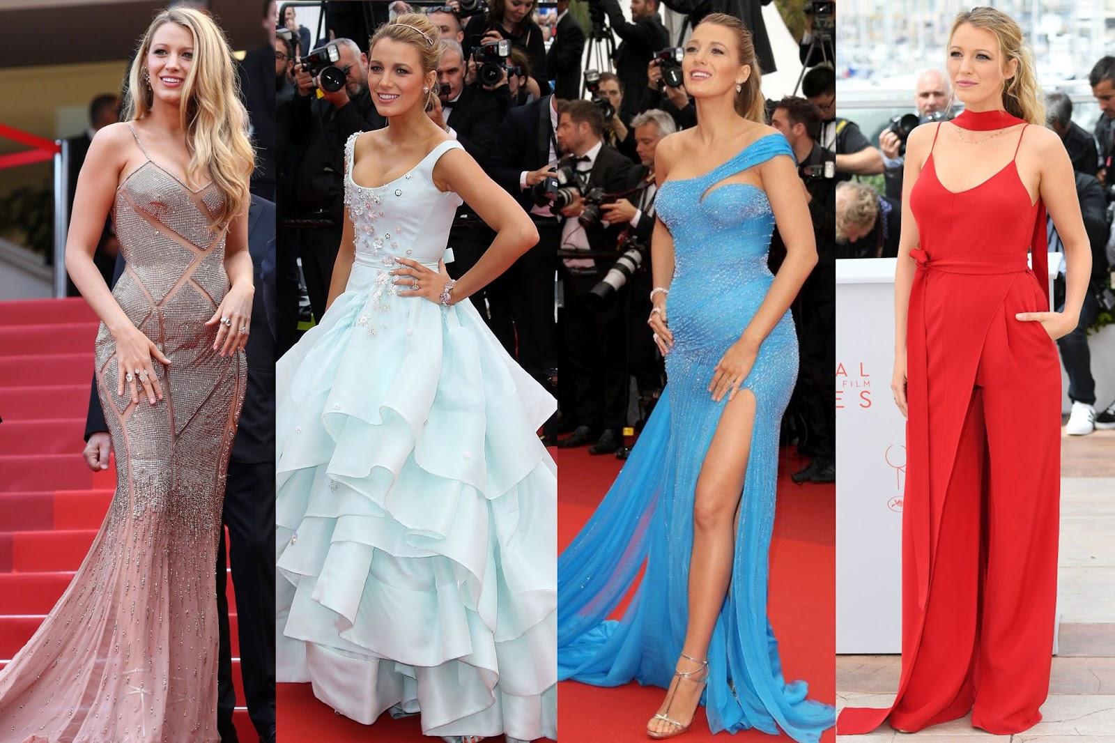 Blake Lively Best Dressed at Cannes Film Festival 2016