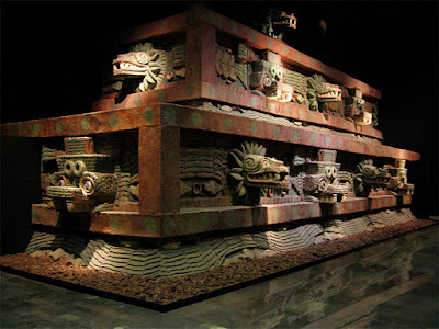 tüylü yılan tapınağı, orion takımyıldızı