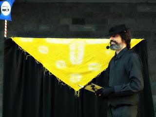 Só Rindo Bonecos da Montanha - 1 - Início do Espetáculo