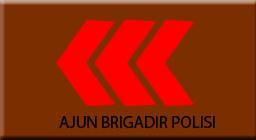 Lambang Pangkat Ajun Brigadir Polisi (Abrip)