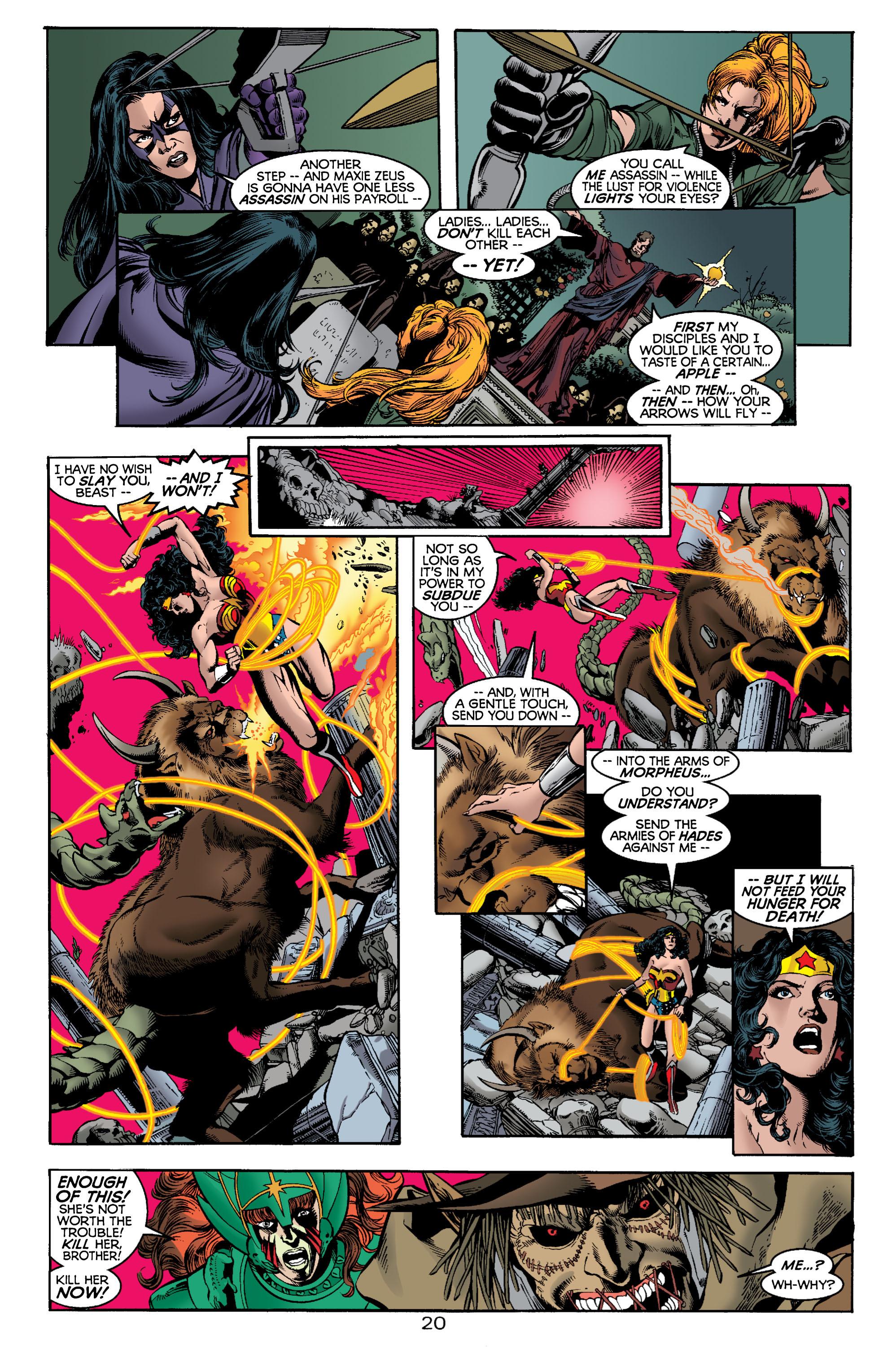 Read online Wonder Woman (1987) comic -  Issue #164 - 20
