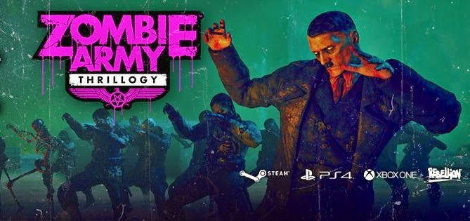Zombie Army THRILLogy