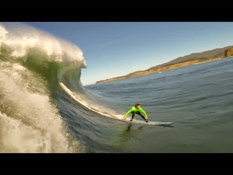 GoPro Mavericks Invitational 2013
