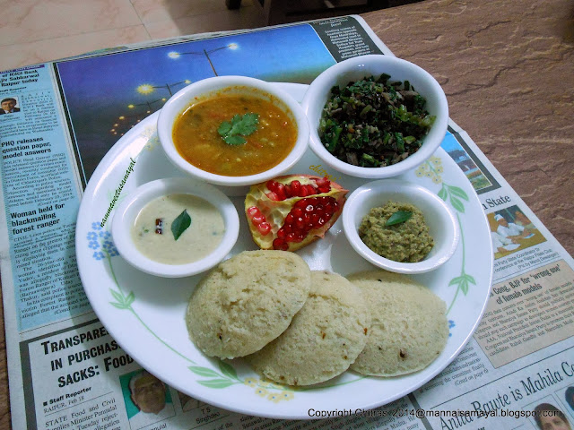 காஞ்சீபுரம் இட்லி