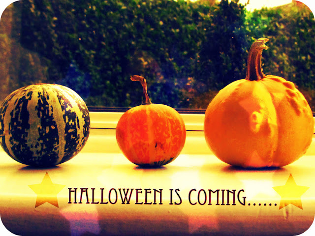 Halloween is coming