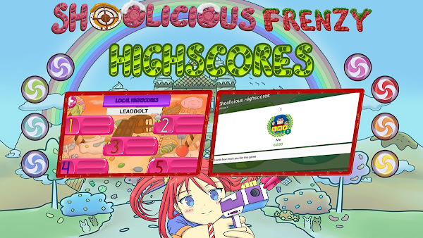 Shoolicious Frenzy - Screenshot 2