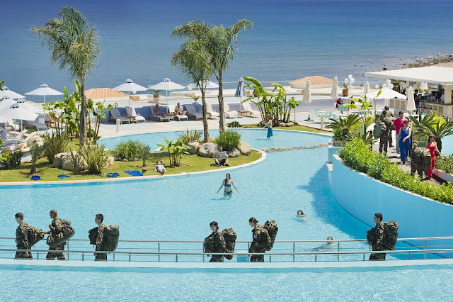 stopover voir du pays 5-star resort cyprus