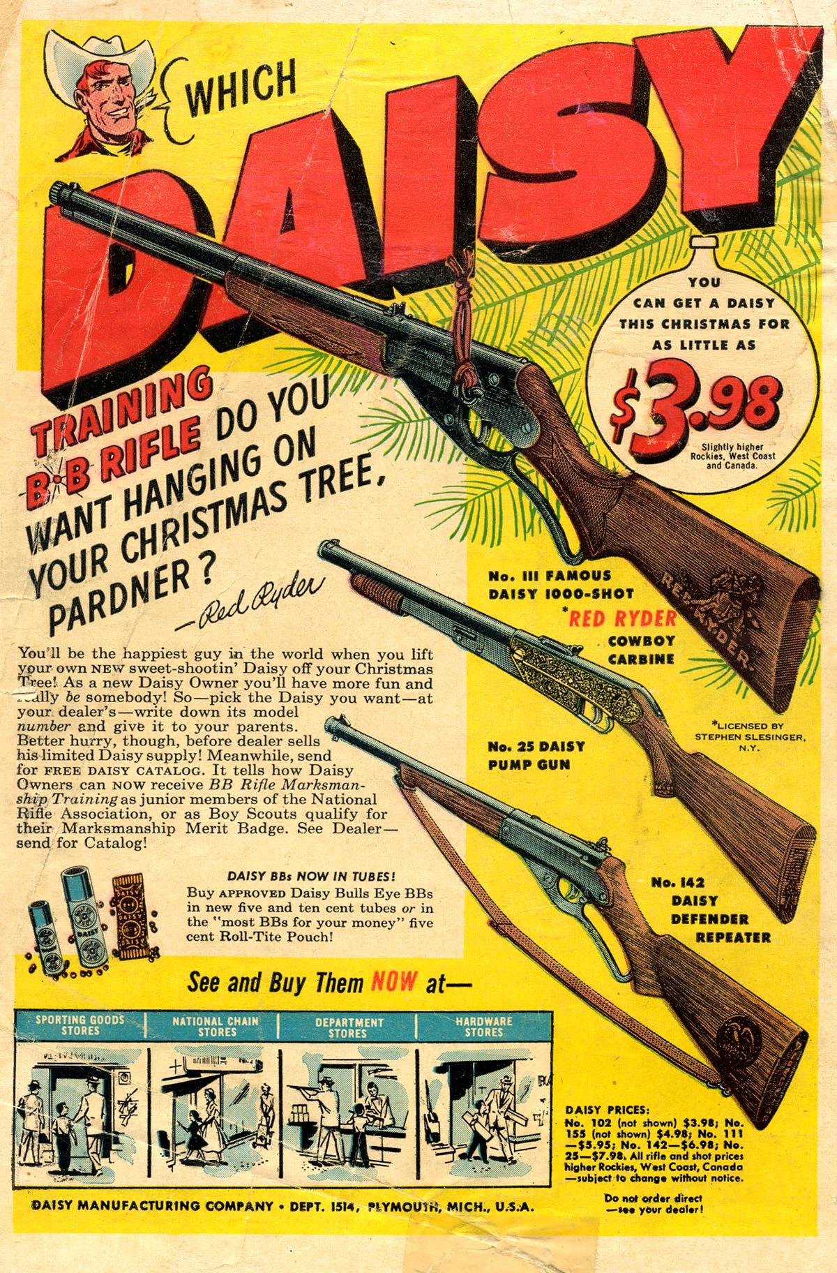 Read online Detective Comics (1937) comic -  Issue #203 - 44