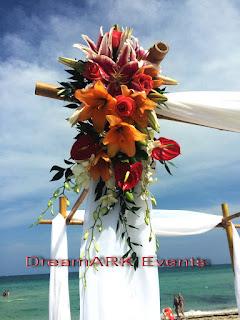Beach wedding Miami Beach