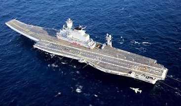 Inilah Kapal Perang Terbesar di Dunia
